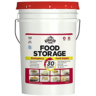 Buy Augason Farms 30-Day Emergency Food Storage