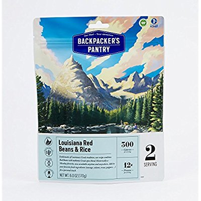 Buy Backpacker's Pantry Louisiana Beans and Rice