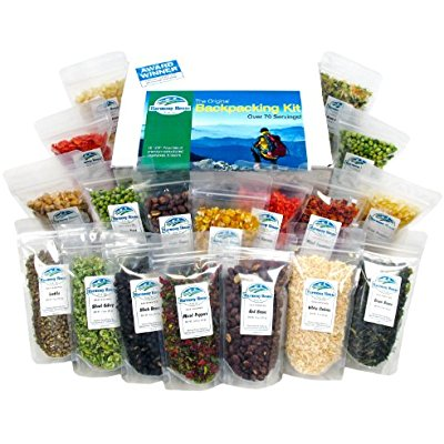 Buy Harmony House Foods the Backpacking Kit