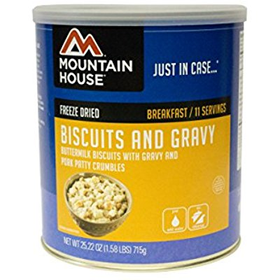 Buy Mountain House Biscuits and Gravy