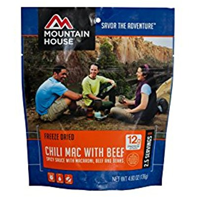 Buy Mountain House Chili Mac with Beef