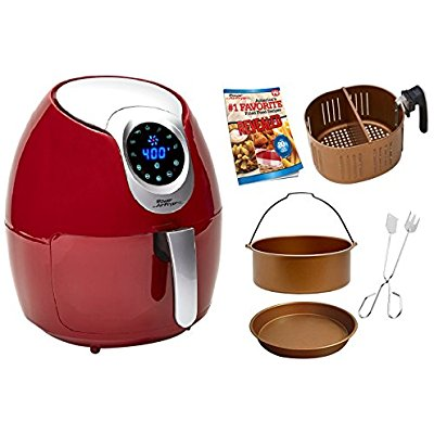 Buy Best Power Air Fryer XL (3.4 QT, Red)