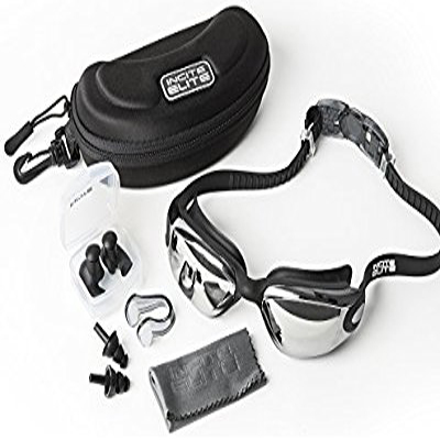 Buy Best Swimming Goggles with Protective Case