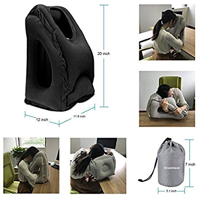Buy simpletravel Inflatable Travel Pillow Airplane pillow
