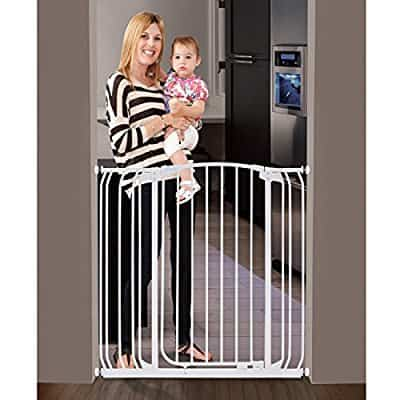 Buy Dreambaby Chelsea Extra Tall and Wide Auto Close Security Gate