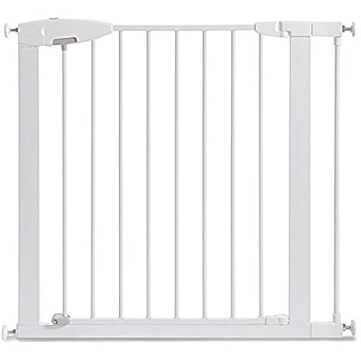 Buy Munchkin Easy Close Metal Baby Gate, White