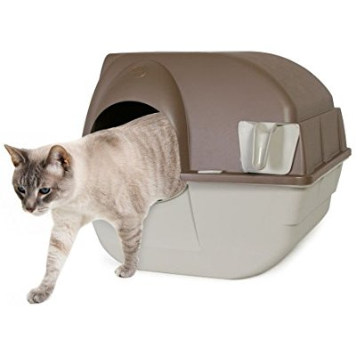 Buy Omega Paw Self-Cleaning Litter Box