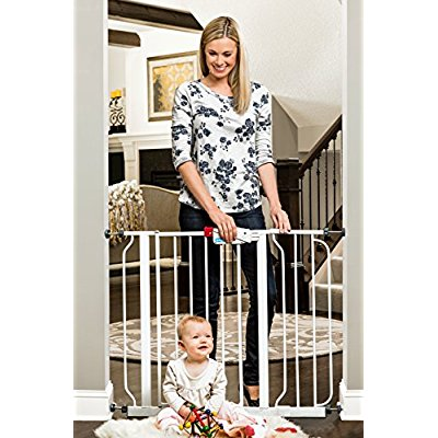 Buy Regalo Easy Step Walk Thru Gate, White