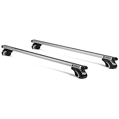 "Buy Roof Rack 54"" Universal Locking Crossbars by Vault"