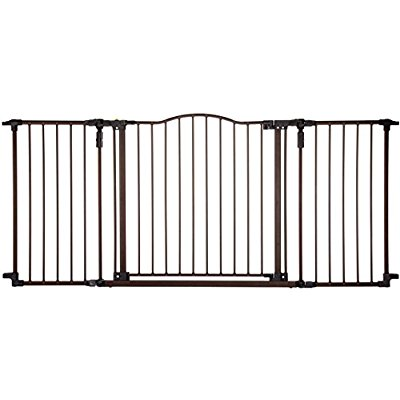 Buy Supergate Deluxe Décor Gate, Bronze