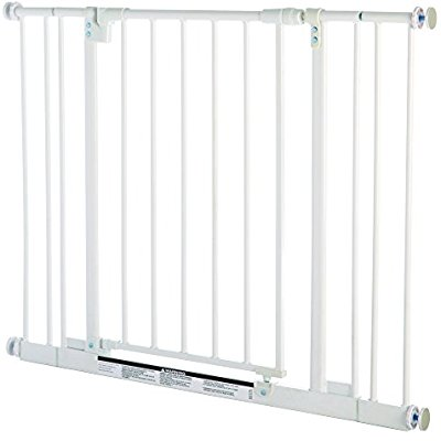 Buy Supergate Easy Close Gate, White