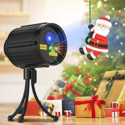 Buy demeao Christmas Laser Lights