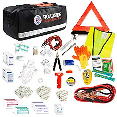 Buy Always Prepared 149-Piece Roadside Assistance Auto Car Emergency Kit