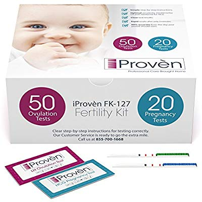 Buy Ovulation Test Strips and Pregnancy Test Kit