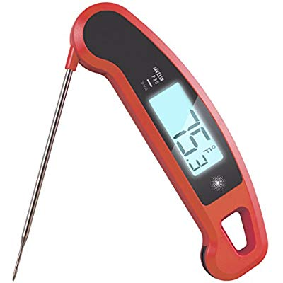 Buy Backlit Instant Read Digital Meat Thermometer