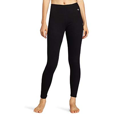 Buy Duofold Women's Mid-Weight Wicking Thermal Leggings