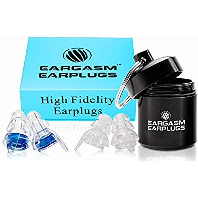 Buy Eargasm High Fidelity Earplugs for Concerts Musicians