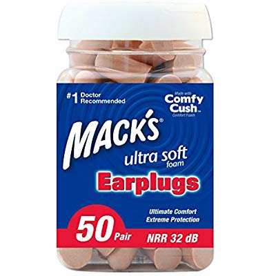 Buy Mack's Ultra Soft Foam Earplugs
