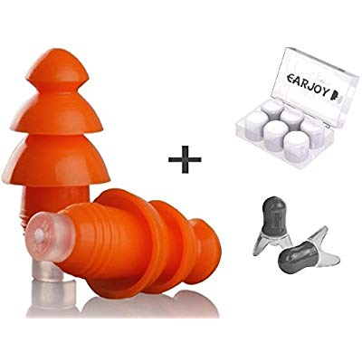 Buy Noise Cancelling Ear Plugs by EarJoy