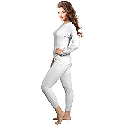 Buy Rocky Women's Thermal 2 Pc Long John Underwear