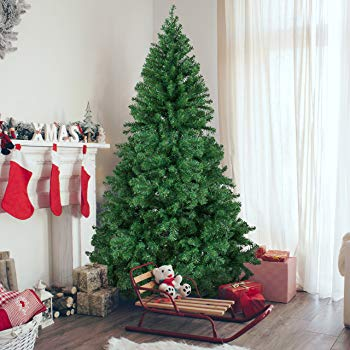 Buy Best Choice Products 6' Premium Hinged Artificial Christmas Pine Tree