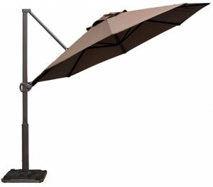 Top Best Abba Patio Offset Cantilever Umbrella