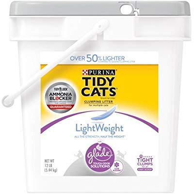 Buy Multiple Cats Clean Blossoms Clumping Cat Litter