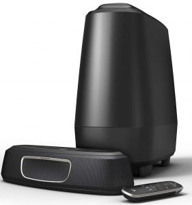 Buy Polk Audio MagniFi Mini Home Theater Sound Bar System