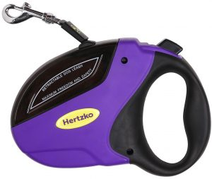 Buy Hertzko Heavy Duty Retractable Dog Leash