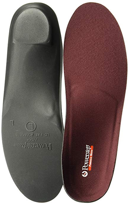 Buy Powerstep Pinnacle Maxx Orthotic Shoe Insoles