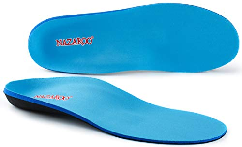 Buy Nazaroo Orthotic Insoles for Flat Feet Fight