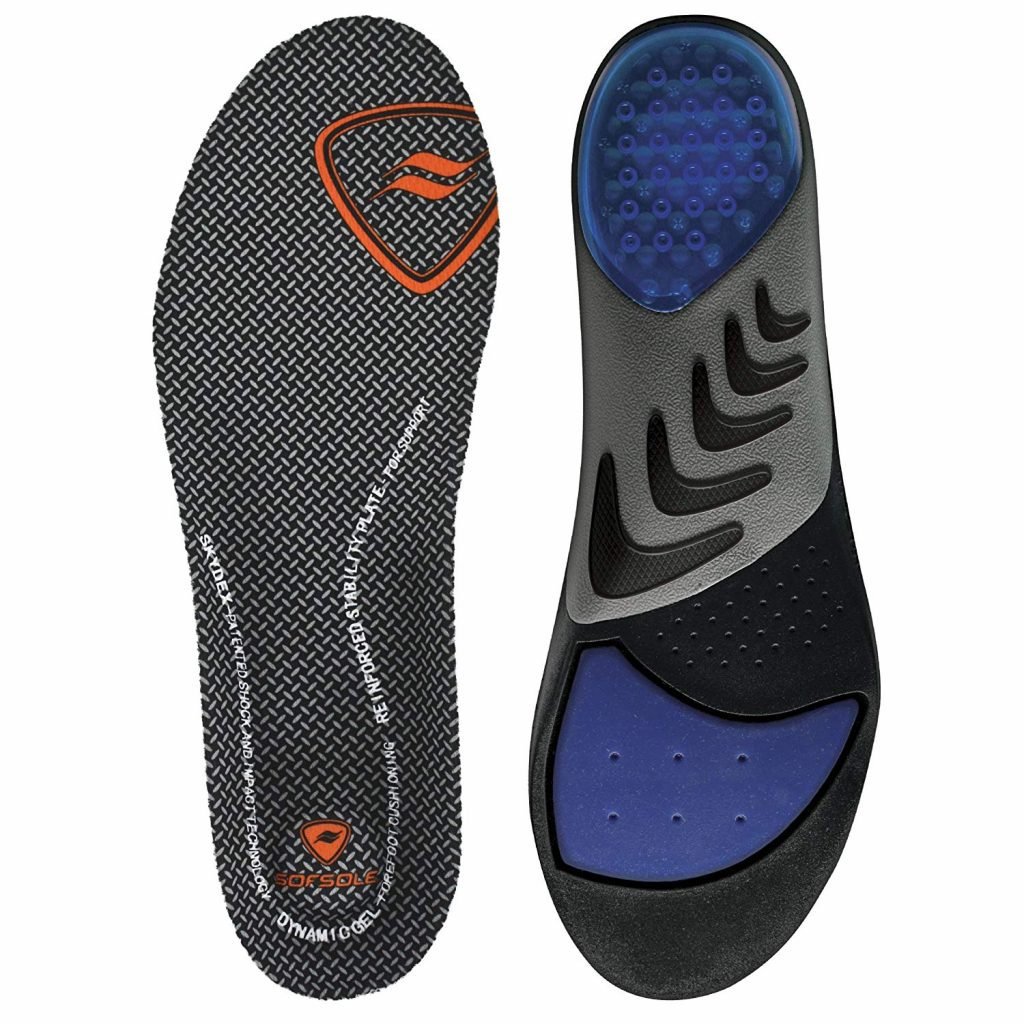 Buy Sof Sole Men's Airr Orthotic Full-Length