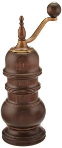Best Zassenhaus Speyer 5.1-Inch Dark Stained Beech Pepper Mill