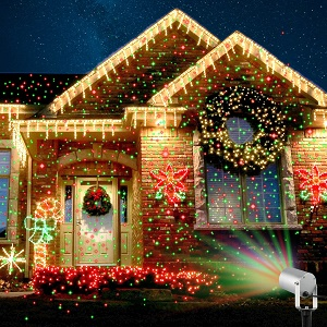 11 Best Christmas Light Projector Reviews | Buying Guide 2020