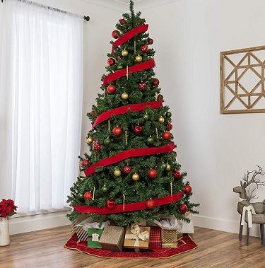 artificial christmas trees reviews