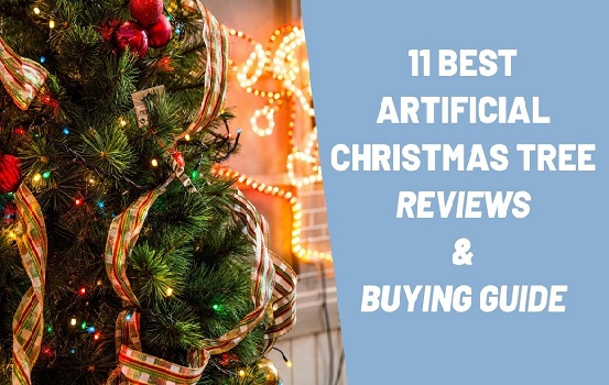Christmas Tree Reviews 2020 11 Best Artificial Christmas Tree Reviews | Buying Guide 2020